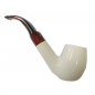 Preview: Pfeife  Meerschaum  Bent