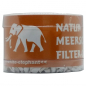 Preview: White Elephant Natur Meerschaum Filter Granulat 175ml/DS