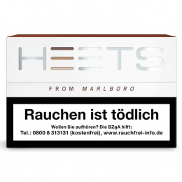 Heets From Marlboro Tobacco Sticks Bronze Selection