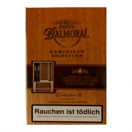 Balmoral Dominican Selection Collection 12 St/Pck