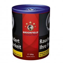 Brookfield Red American Blend 120g