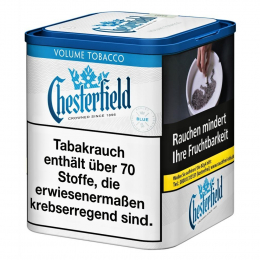 Chesterfield Blue Volume Tobacco 50g