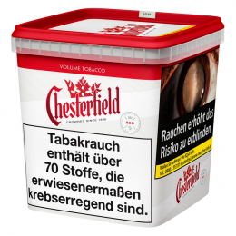 Chesterfield Red Volume Tobacco SuperBox 315g