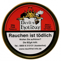 Devil's Holiday 50g