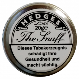 Hedges L 260 Snuff 20g