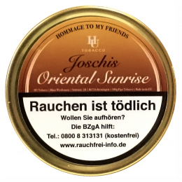 Hommage To My Friends Joschi's Oriental Sunrise 100g