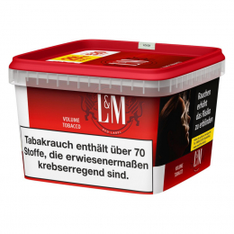 L&M Volume Tobacco Big Box 170g