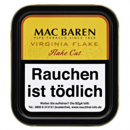 Mac Baren Virginia Flake Cut 50g
