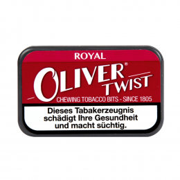 Oliver Twist Royal Chewing Bits Tabakpastillen 7g