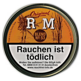 R and M Blend No.53 100g