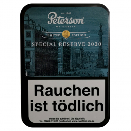 Peterson of Dublin Special Reserve 2020 Limited Editon 100g