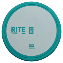 Rite White Spear Slim Kautabak 13,2g