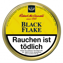 Robert McConnell Heritage Black Flake 50g