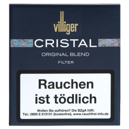 Villiger Cristal Original Blend Filter 20 St/Pck