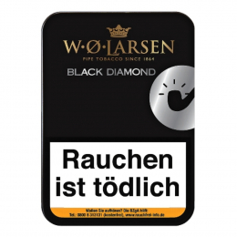 W.Ø. Larsen Black Diamond 100g