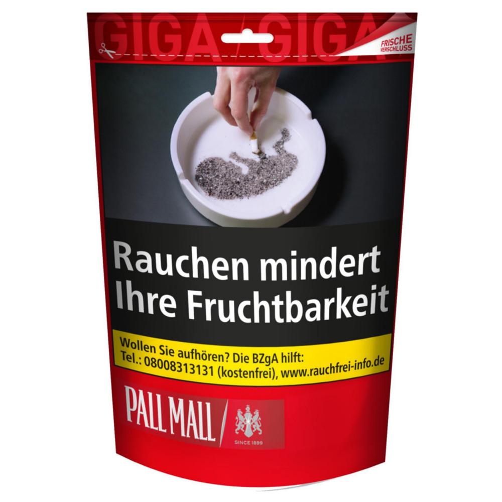 Pall Mall Red Tobacco Giga 160g