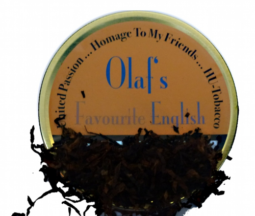 Hommage To My Friends Olaf's Favourite English 100g