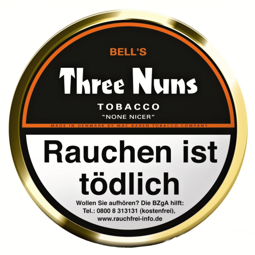 Bell's Three Nuns Tobacco None Nicer 50g