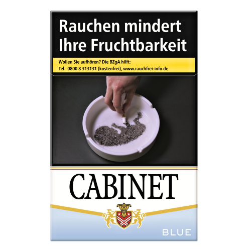 Cabinet Blue