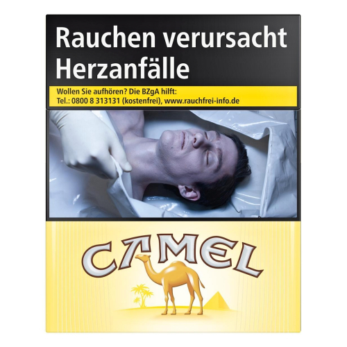 Camel Filters Maxi Pack