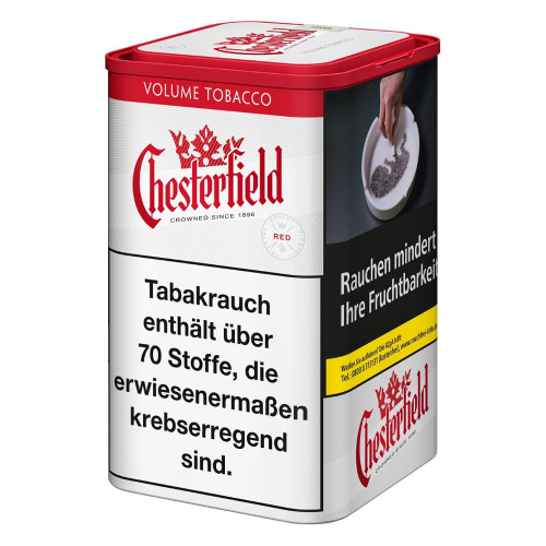 Chesterfield Red Tobacco 70g