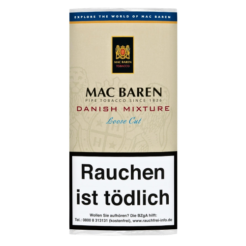 Mac Baren Danish Mixture 50g