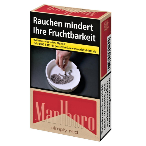Marlboro Simply Red