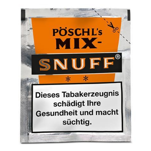 Pöschl Mix English Snuff 10g