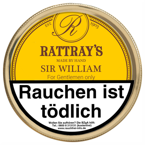 Rattray`s Sir William 50g