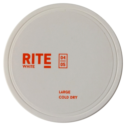 Rite White Cold Dry Large 15g