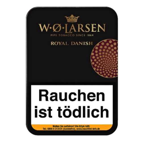 W.Ø. Larsen Royal Danish 100g