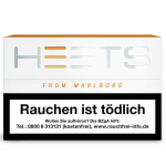 Heets From Marlboro Tobacco Sticks Amber Label