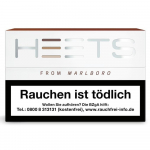 Heets From Marlboro Tobacco Sticks Bronze Label (vormals Yellow)