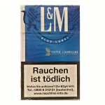 L&M Blue Label Filter Cigarillos