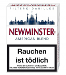 Newminster American Blend Filter Cigarillos