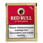 Red Bull A-Type Snuff 10g